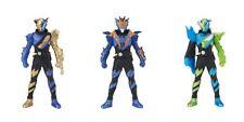 NEW Bandai Kamen Rider Build Rider Hero Series 10 & 11 & 12 Action Figure Set