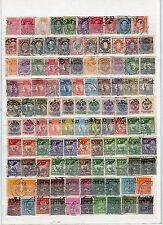 Sammlung Schweden , meist o aus 1885 - 1943 -   KW 380,-- €  ( 32644 )