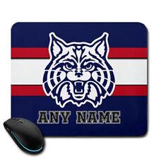 Arizona Wildcats NCAA Personalized Name Mousepad Gift