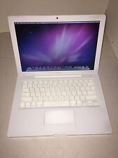 "Apple MacBook 13.3"" Laptop Early 2007 2.00 GHZ 1GB 60HD #167"