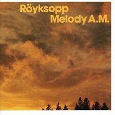 """Röyksopp - Melody Am (NEW 2 12"""" VINYL LP)"""
