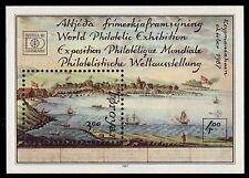 """FAROE ISLANDS 168 - HAFNIA '87 """"West Bay of Torshavn"""" by Rosenmeyer (pa21986)"""