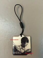 TVXQ DBSK JYJ Tohoshinki Hero Jaejoong official SM product mobile phone strap