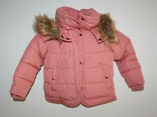 Winterjacke Next Jacke Mantel 962-040-083 pink Gr. 116 M (MY5-R68)