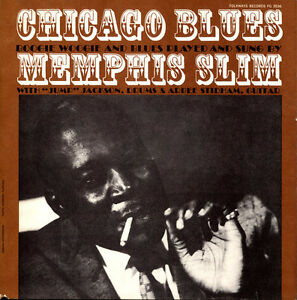 Memphis Slim - Chicago Blues: Boogie Woogie and Blues [New CD]