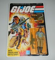 *RECARDED* 1984 GI Joe Spirit Freedom Figures Sealed *CUSTOM File Card Back READ