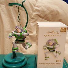 Hallmark Buzz in the Box Disney/Pixar Toy Story Buzz Lightyear Ornament