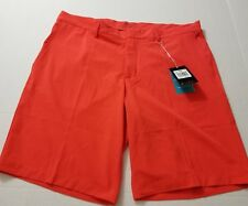 Nwt Nike Golf Dri Fit Shorts Bright Coral Color Size 38, MSRP $70