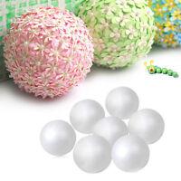 10mm to 120mm Solid Styrofoam Balls Modelling Polystyrene