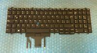 New Dell Latitude E5550 E5570 Precision 3510 7510 7710 Spanish Keyboard CMT2P