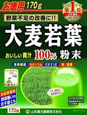 Yamamoto Kanpo Oishii Aojiru 100% Young Barley Leaves Powder 170g