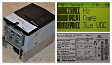 Allen-Bradley PowerFlex 70 5 HP 20AD8P0A0AYNADG0 480VAC FRN:3.003 Tested Good