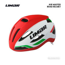 Limar AIR MASTER Aerodynamic Road Cycling Helmet : ITALIA TRICOLORE