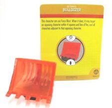 Bulldozer Heroclix War of Light Red Lantern Construct #R202 11