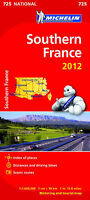(Good)-Southern France 2012 NATIONAL Map (Michelin National Maps) (Map)-Michelin