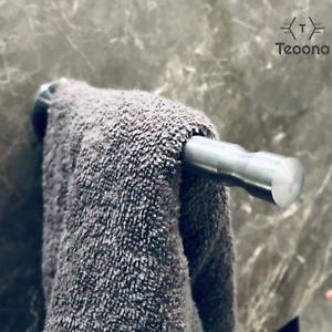 Teoona SOPHIE Handtuch-/Kleiderstange - EDELSTAHL made in Germany Garderobe Bad
