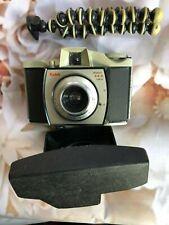Kodak BROWNIE 44A 127 FILM Vintage Camera - IN ORIGINAL CASE WITH MINIPOD