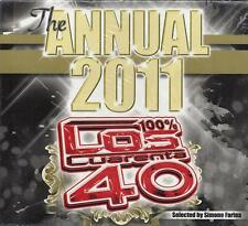CD ♫ Compact disc **LOS CUARENTA 40 ♦ THE ANNUAL 2011** Slidepack Nuovo