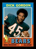 1971 Topps Football 2-259 VG-EX Pick From List All PICTURED