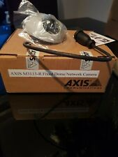 Axis M3113-R Fixed dome network camera