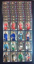 35 UNCUT SHEETS OF 2007 INDIANAPOLIS 500 DRIVER TRADING CARDS