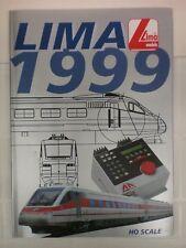 LIMA - CATALOGO GENERALE 1999 - HO FS