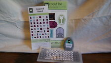 Cricut Cartridge - INSPIRED HEART - Gently Used - Complete!