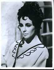 "Elizabeth Taylor Cleopatra Original 8x10"" Photo #K0347"