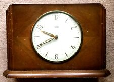 Vintage Time Savings Clock (Complete with Coin Operated Mechanism). Working.