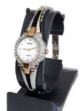 Seiko 5 SUP052 Solar Damenuhr Armbanduhr  mit Swarovski Elementen NEU