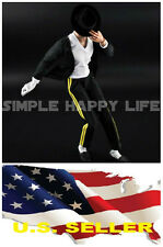 ❶❶1/6 Michael Jackson Break Dance Clothes moonwalk suit for Hot toys US seller❶❶