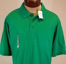 NWT Champs Sports Kelly Green Polo Short Sleeve 3 Button Shirt Size 2XL