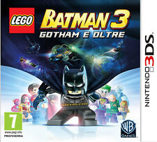 LEGO Batman 3 - Gotham E Oltre Nintendo 3DS IT IMPORT WARNER BROS