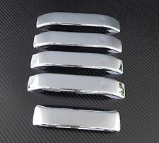 2004 - 2014 FORD F150 CHROME DOOR + TAILGATE LEVER HANDLE COVER 5 PC