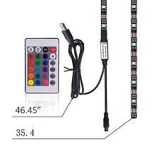 4X1M USB 5V LED Backlight Strip Light&controller Decorate Light for TV/Home/shop