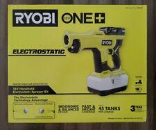Ryobi 18v One Eletrostatic Handheld Sprayer Kit