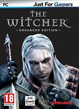 The Witcher - Enhanced Édition de Just for Games | Jeu Vidéo | D'occasion