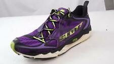 SCOTT ERIDE PURPLE WOMEN'S SPECIFIC FIT RUNNING TRAIL SHOES 8.5 US 40 EUR GUC