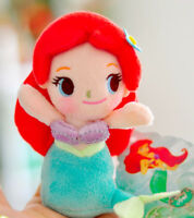 "Baby Ariel Plush Doll Ornament The Little Mermaid Stuffed Toy 5"" Cute RARE Gift"
