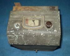 Vintage Philco Car Radio Used Model 920 Hot Rod Rat Rod Restore