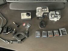 GoPro Hero 3 White Edition Bundle With Accessories Ready To Go