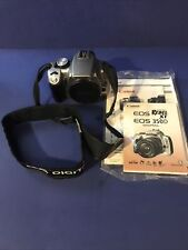 Canon EOS Digital Rebel XT / 350D DSLR Camera Body Only Excellent Condition
