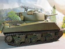 M4A3E2 Jumbo Sherman komplett Bausatz US Panzer Tank Bausatz Kit Maßstab 1/16