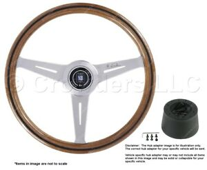 Nardi Classic 360mm Steering Wheel + Hub for Sunbeam 5061.36.3000 + .1513