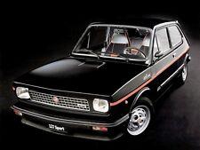 ADESIVO STICKER Fiat 127 Sport