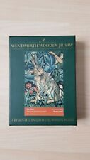 """WENTWORTH Puzzle """"The Hare"""" 140 Teile KOMPLETT OVP TOP Wooden Jigsaw"""