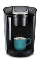 Keurig K Select Single Serve Coffee Maker Matte Black