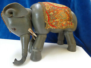 Rare antique Schoenhut Humpty Dumpty circus toy wooden toy
