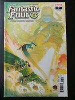 ⭐️ FANTASTIC FOUR #7a (lgy 652) (2019 MARVEL Comics) ~ VF/NM Book