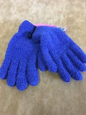 RJM Girls Snow Soft Gloves One Size